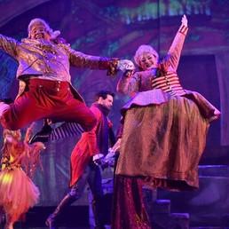 Scrooge No More!