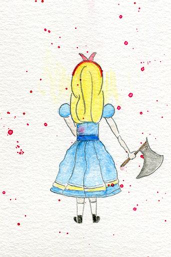 Bloody Wonderland: Ch. 8d