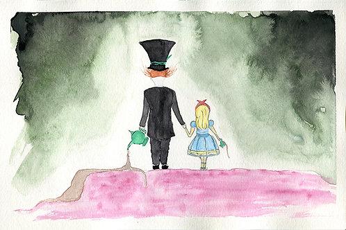Bloody Wonderland: Ch. 5