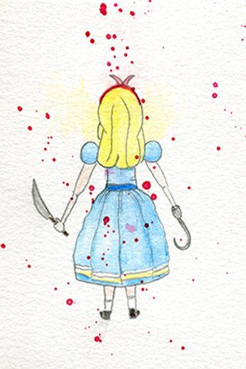 Bloody Wonderland: Ch. 8a