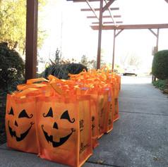 Thanksgiving Distribution Bags