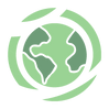 אייקון כדור ארץ - ירוק בהיר.png