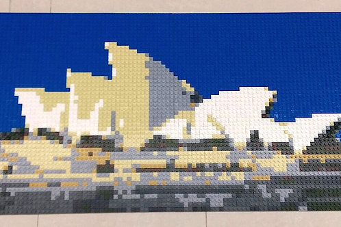 Size M Sydney Opera house
