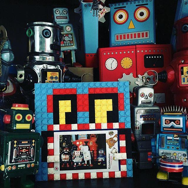 Robot Photo Frame