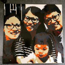My Family Photo Size L