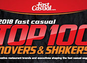 Squisito Pizza & Pasta Ranked in the Fast Casual Top 100 for 2018