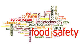 Pest Control - food safety to keep germa
