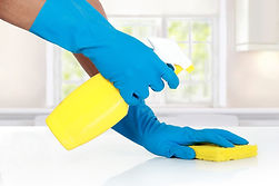 wiping surface