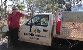 Surekill Pest Control - John Walsh