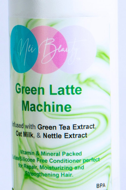Green Latte Machine Conditioner