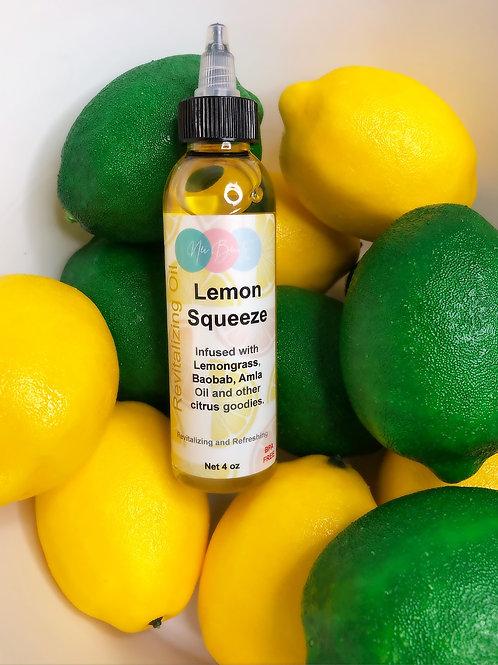 Lemon Squeeze Revitalizing Oil