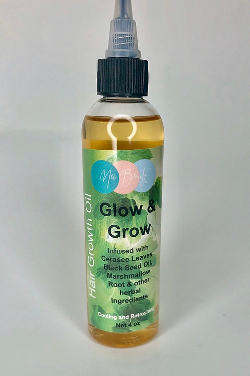 Glow and Grow Oil