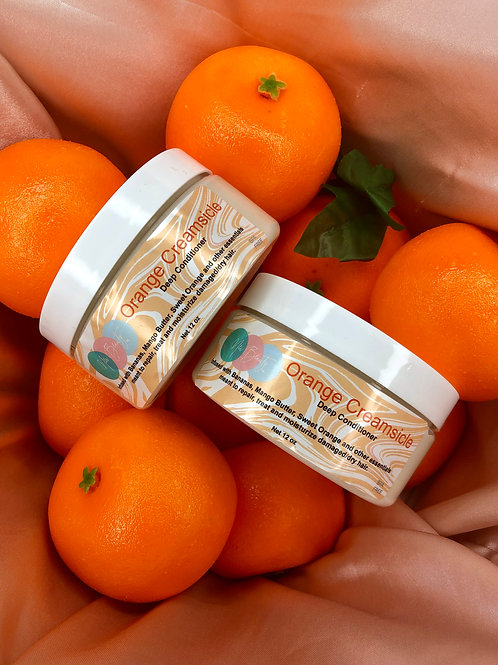 Orange Creamcicle Deep Conditoner