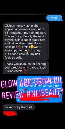 Glow and Grow Oil Review