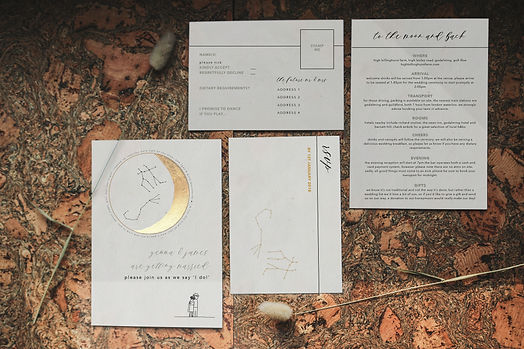 astrology moon space wedding design love