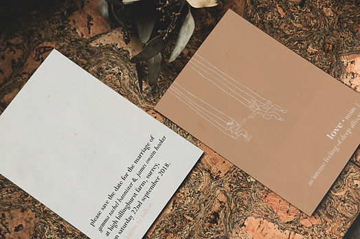 compostable wedding invitation seeded paper biodegradable green