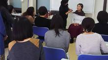 「女優メイク講座」満員御礼!カルチャースクールにて無料体験講座