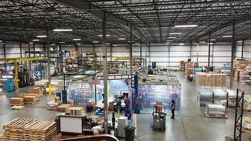 Rol-Vac, LP Factory