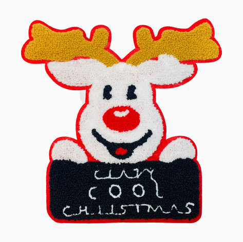 RAINDEER PATCH