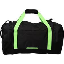 GREEN SPORTS BAG