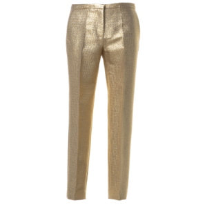 Classic Gold trousers