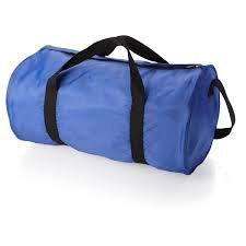 BLUE SPORTS BAG