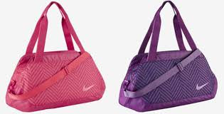 PINK/PURPLE SPORTS BAG
