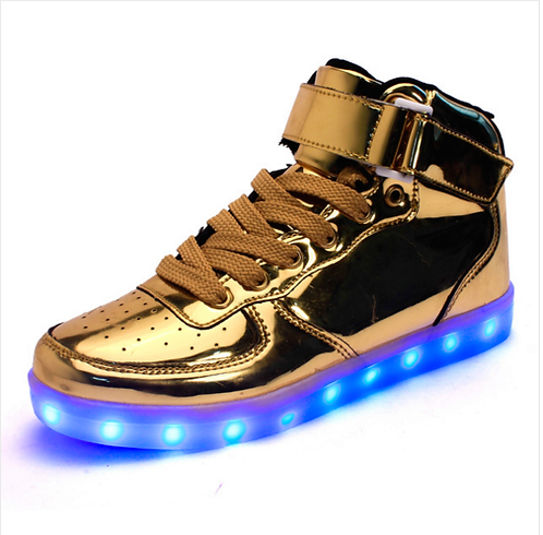 LTY Gold  Boots