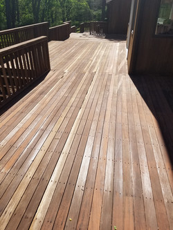 Power Wash Plus Deck Cleaning