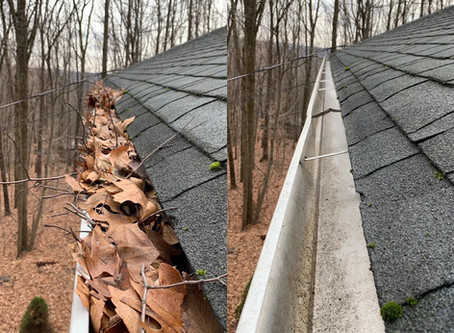 The Costs Of Not Cleaning Your Roof Gutters