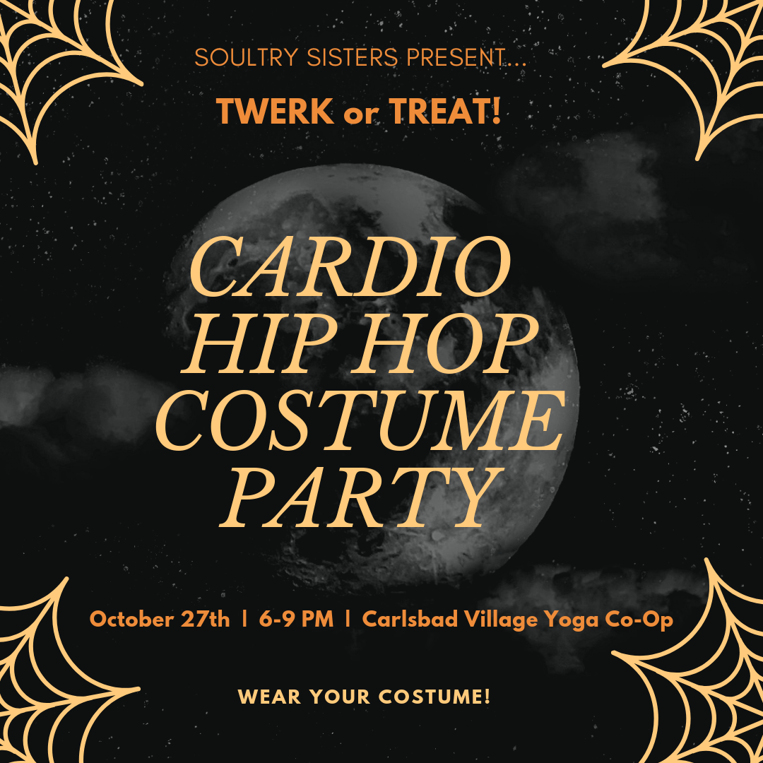 Cardio Dance Costume Party-2