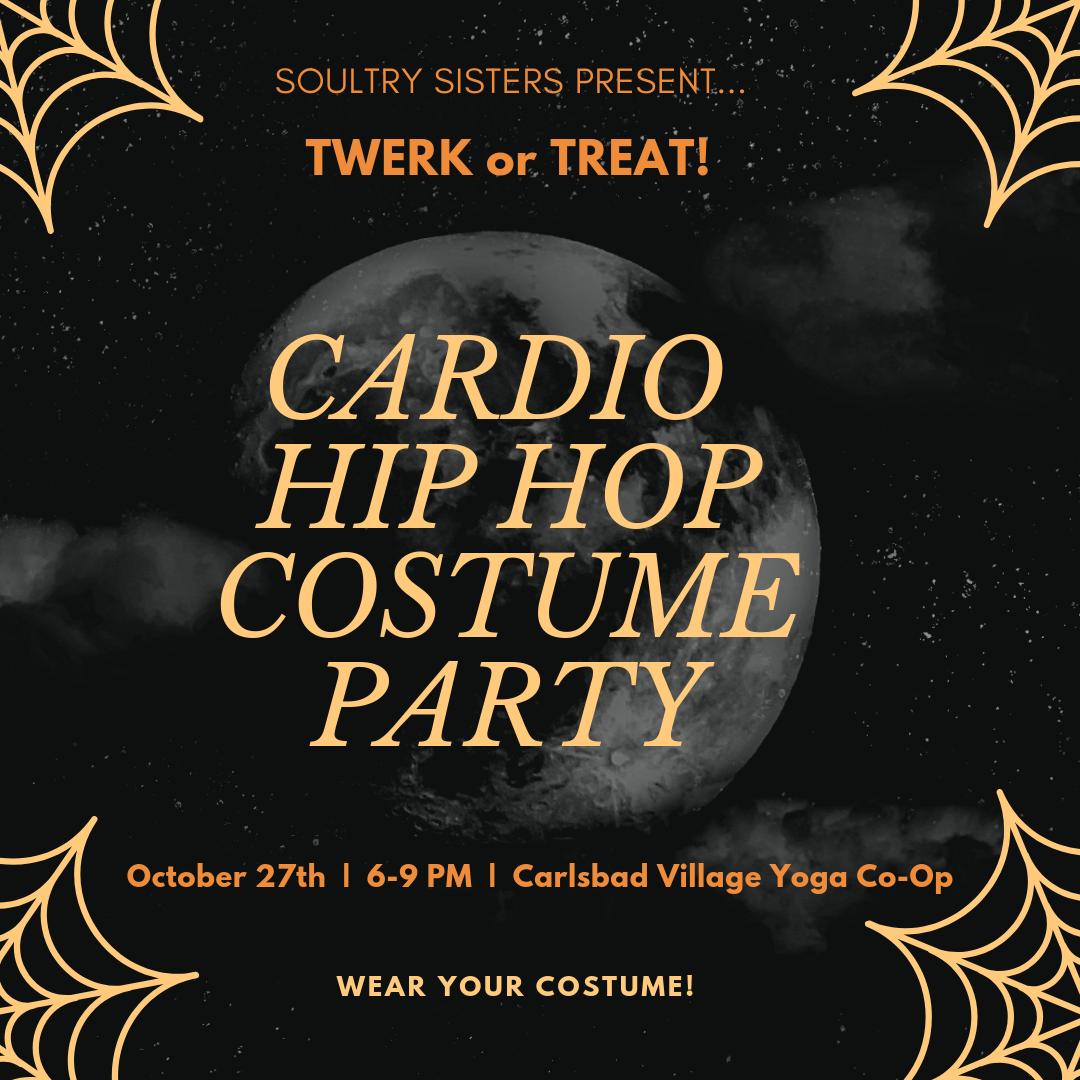 Cardio Dance Costume Party-2