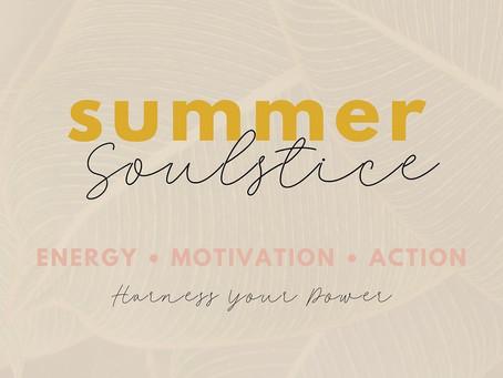 Summer Soulstice: New Moon Rituals