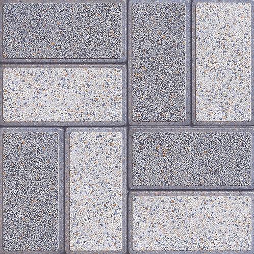 หินสี เทา (หน้าหยาบ)