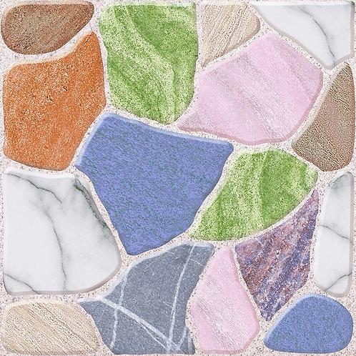 หินสีรุ้งแมท (หน้าหยาบ,โมล์ด)