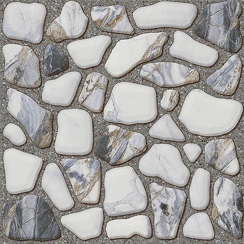 หินทรายแก้ว เทา (หน้ามัน,โมล์ด)