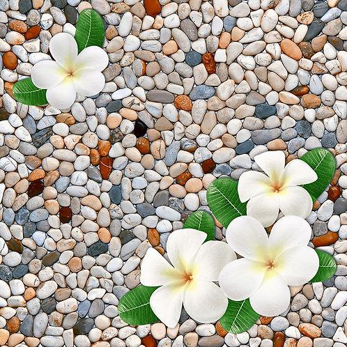 หินดอกไม้ (หน้าหยาบ)
