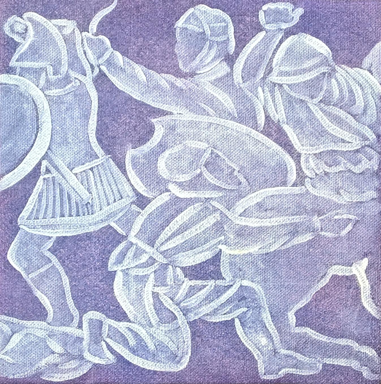 Parthenon Warrior 1