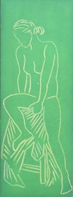 Nude: light green