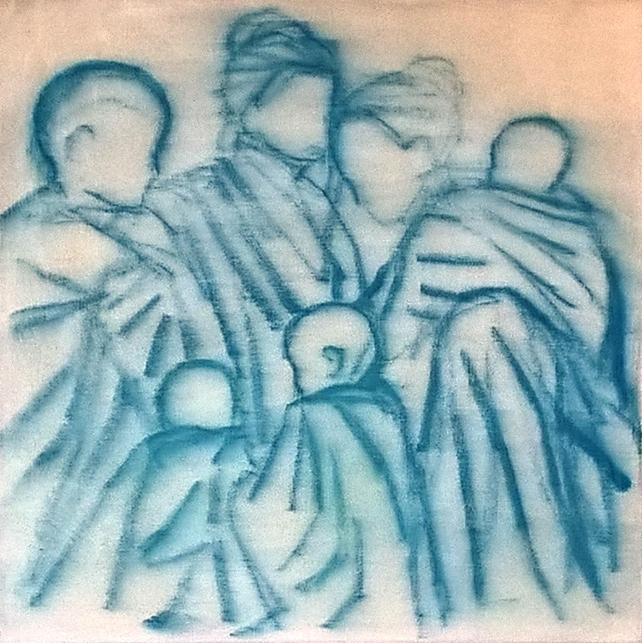 The Ethiopians blue
