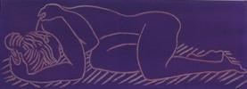 Nude: purple purple