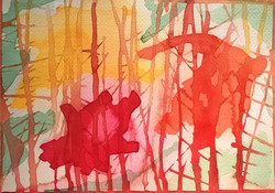 Mountain Abstract 3