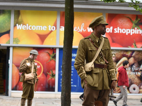 The Tree Heroes of World War One