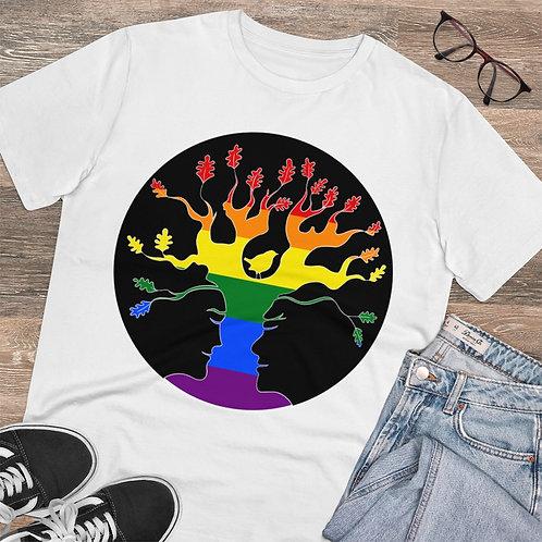 Rainbow AST Tree plants 20 trees for OrganicT-shirt - Unisex