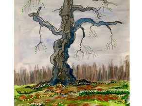 Gyhldeptis and the Twisting Tree