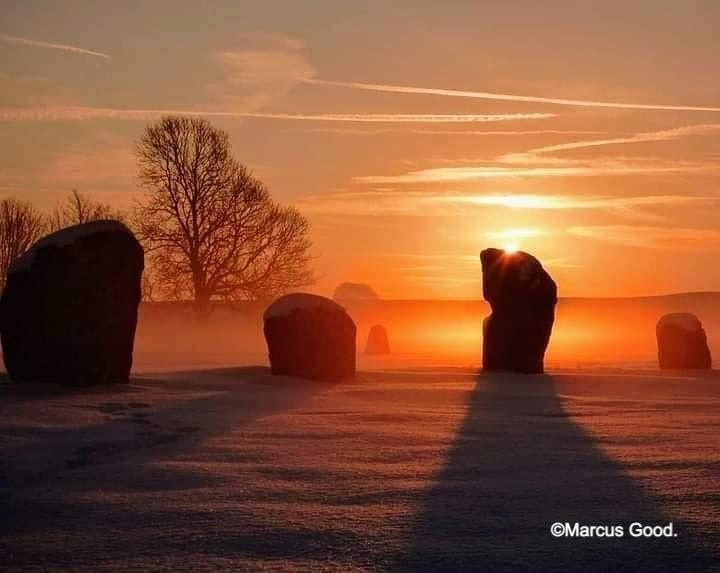 Avebury by Marcus Good