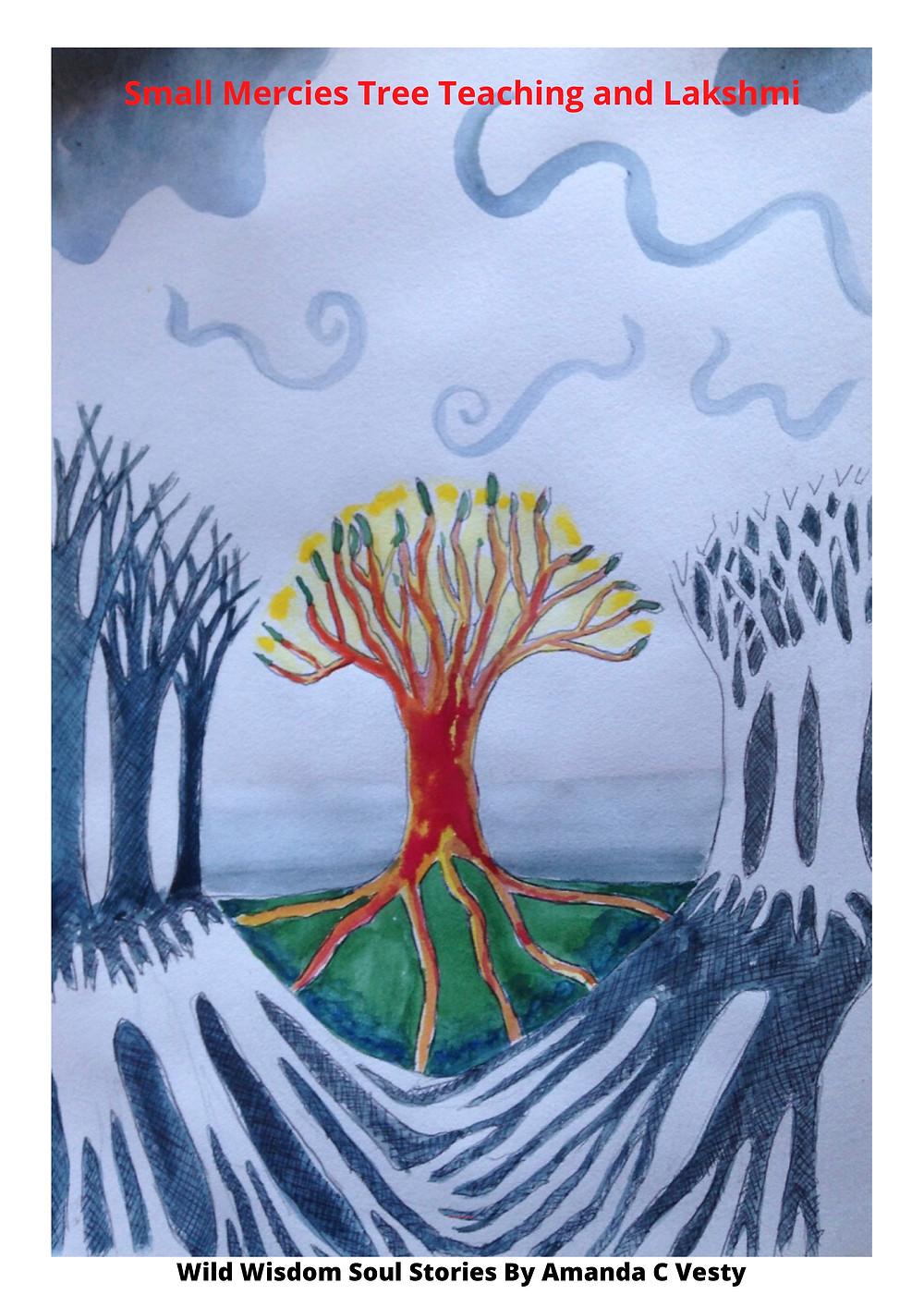 Lakshmi Tree story