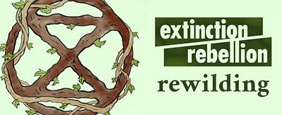 Extinction Rebellion Rewilding
