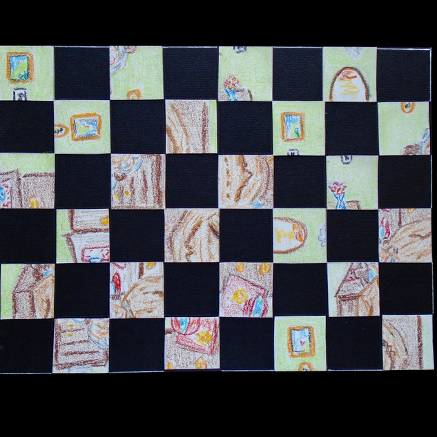 Therese - Chequerboard