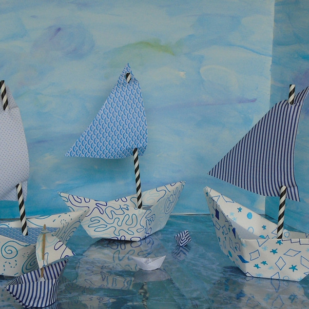 Helen - Sailing by